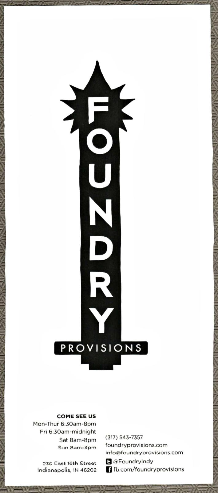 foundry 003