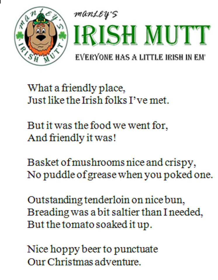 irish mutt