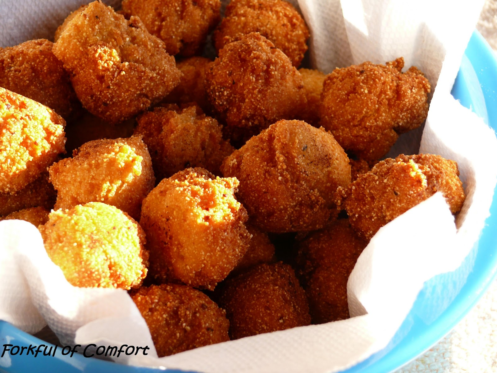 recipe claire hush puppies recipe saveur hush puppies carver vert ...