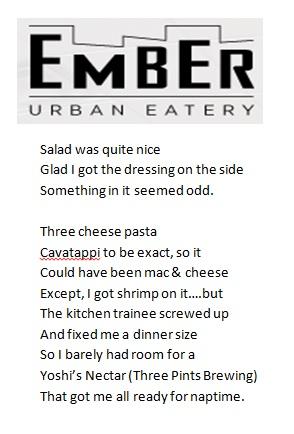 ember eatery