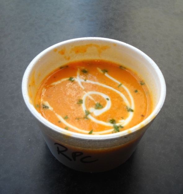 Red Pepper with Curry