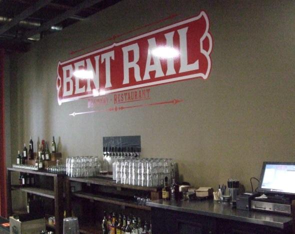 bent rail 011