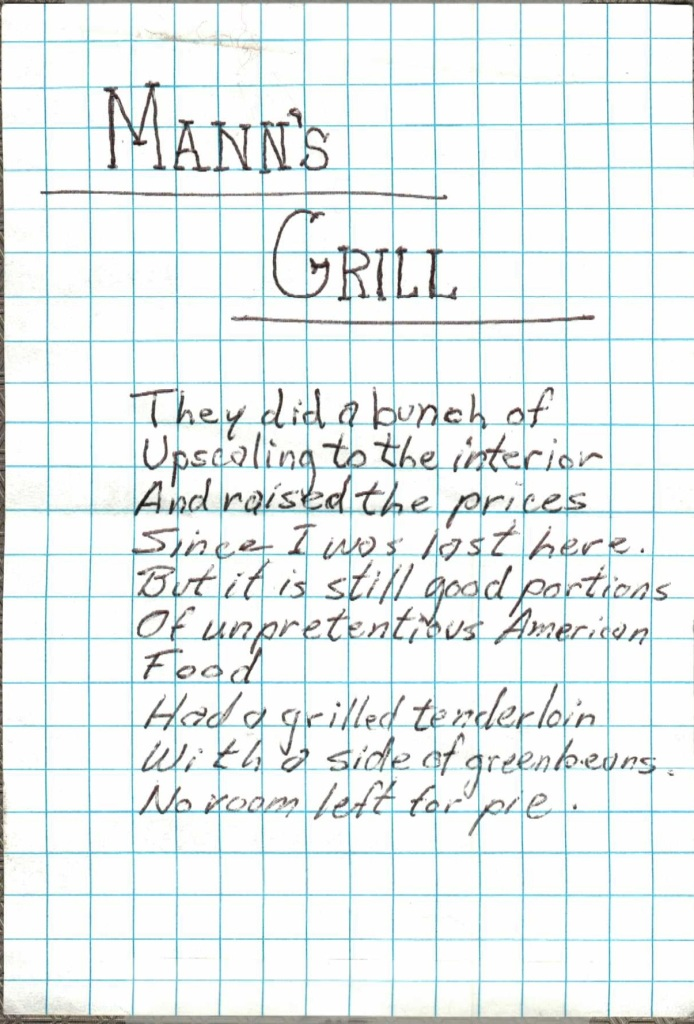 mann's grill 001