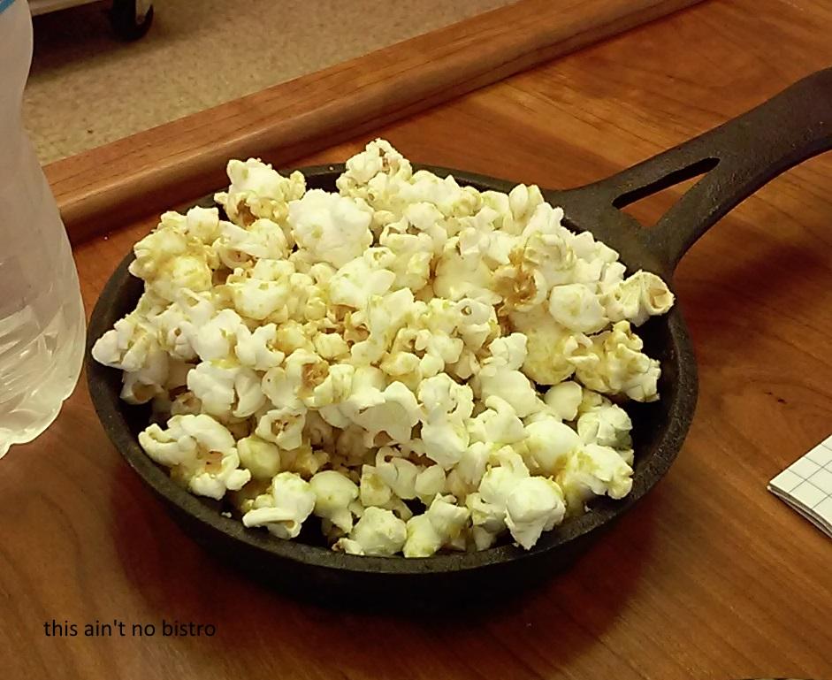 Pat's Popcorn