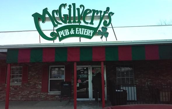 McGilvery's 016