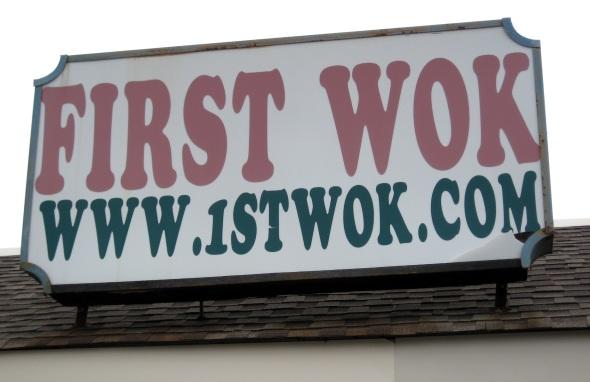 First wok 022