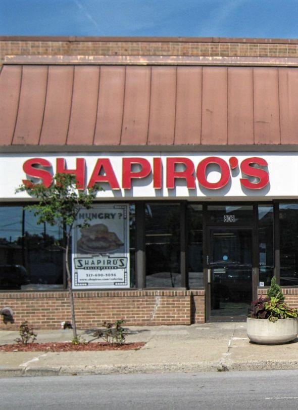 Shapiro's 008
